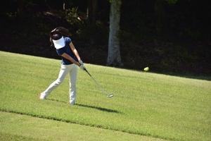 ゴルフのショットインパクト